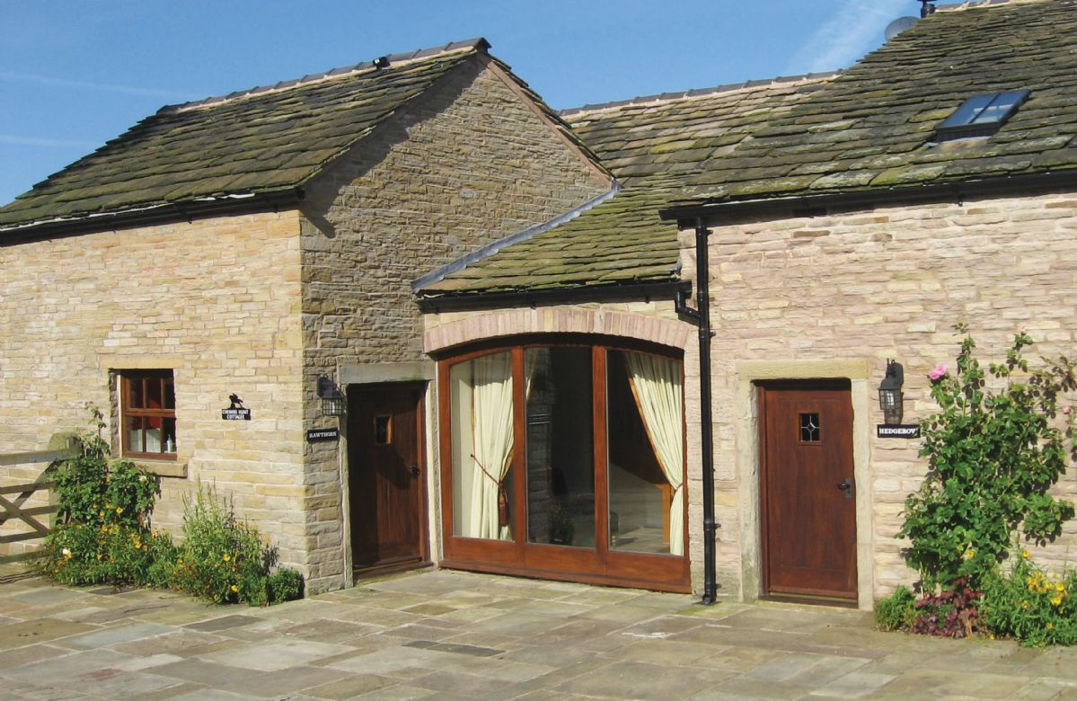 More information about Damson Cottage - ideal for a family holiday
