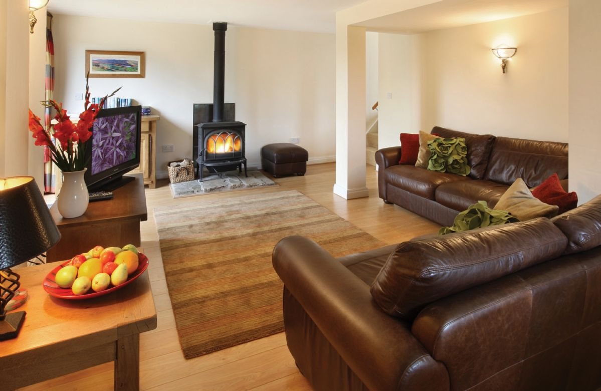 More information about Orchard Cottage - ideal for a family holiday