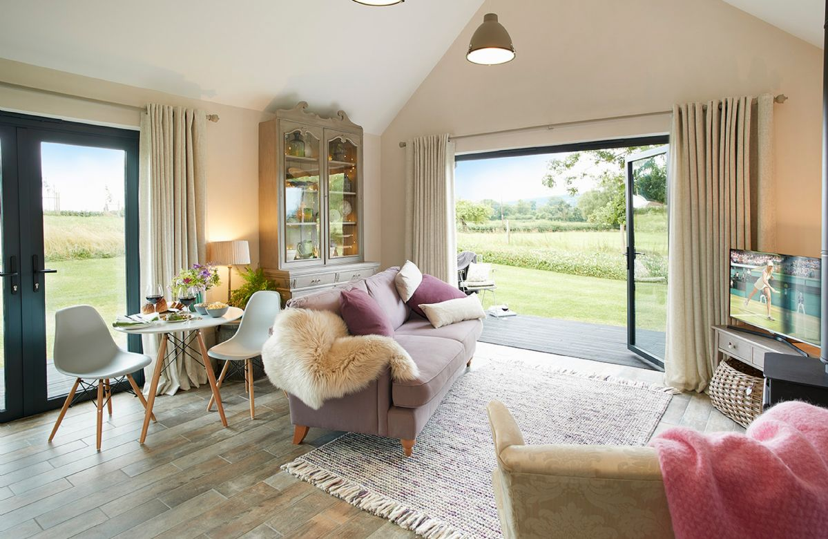 More information about Broomers Barn - ideal for a family holiday