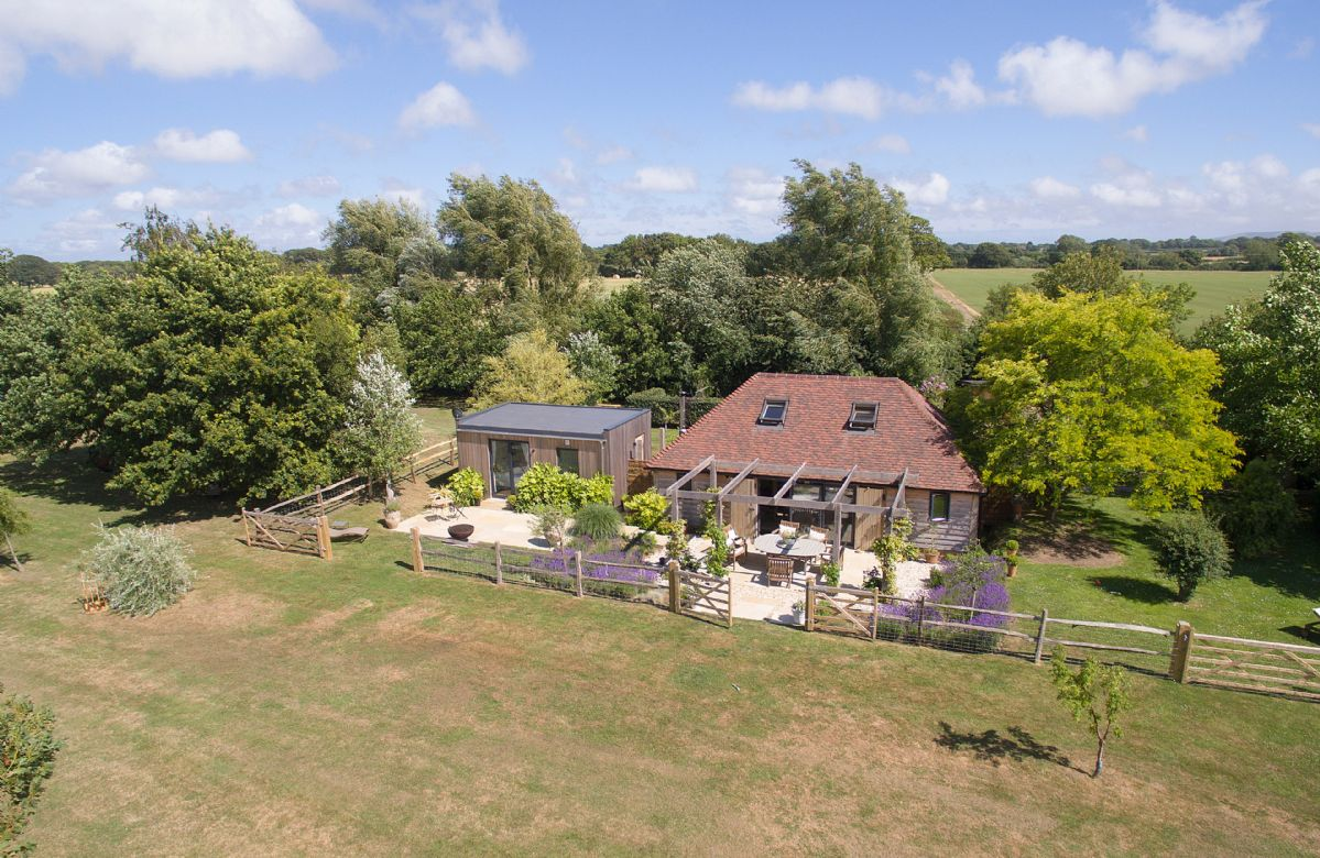 More information about Cherrystone Barn - ideal for a family holiday
