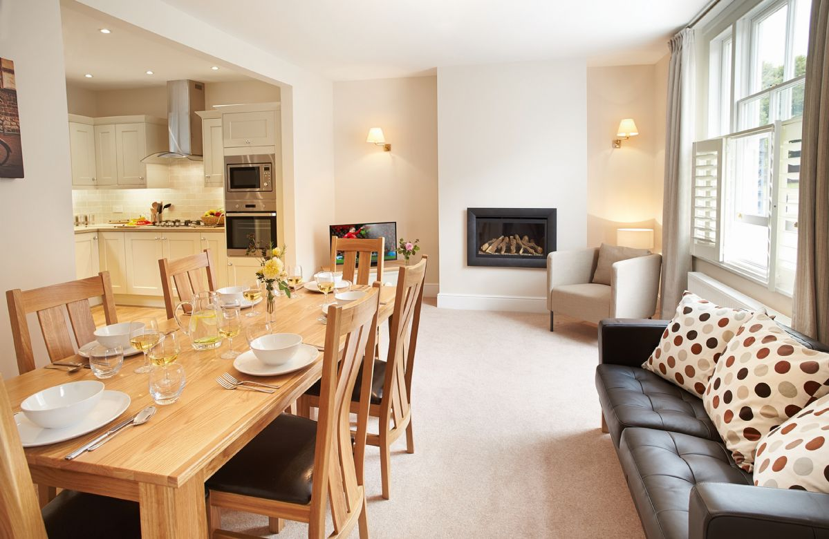 More information about 3 Palace Yard - ideal for a family holiday