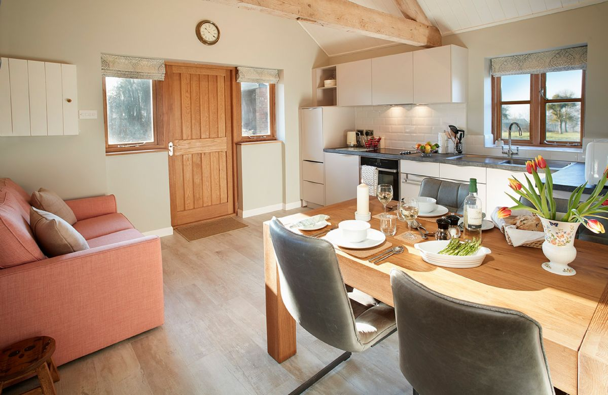 More information about Little Owls Barn - ideal for a family holiday