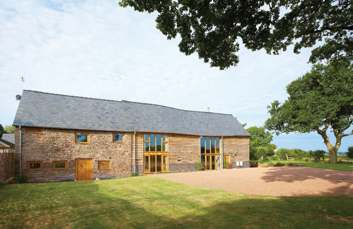More information about Wall Hills Barn - ideal for a family holiday
