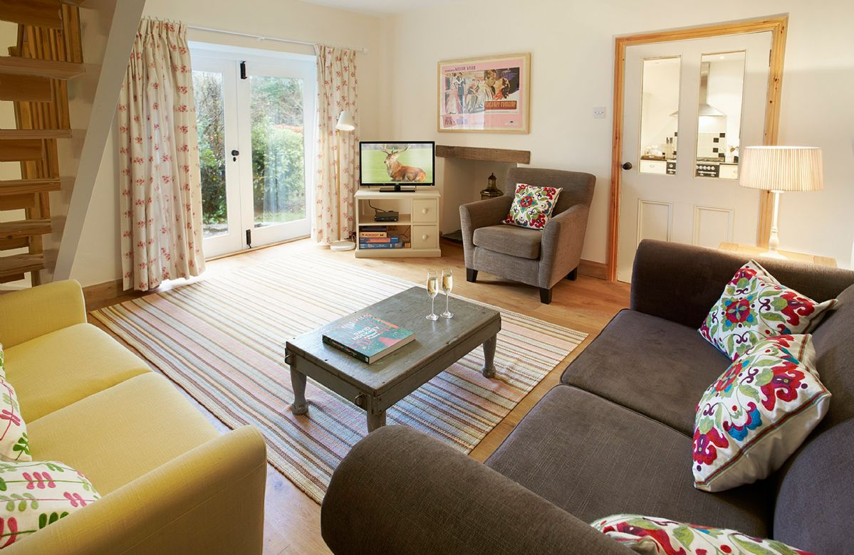 More information about Woodlands Cottage - ideal for a family holiday