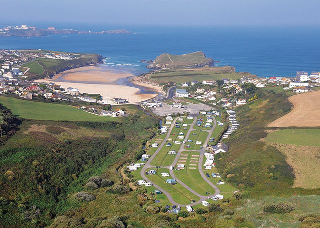 Porth Beach Holiday Park