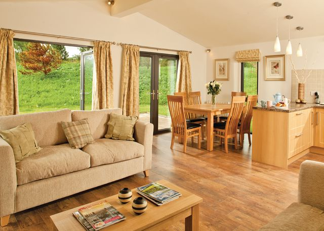 West Tanfield Lodges