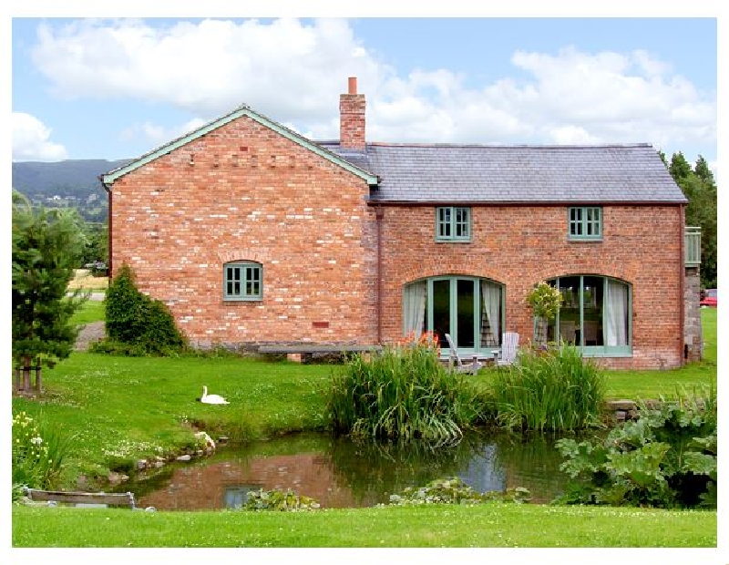More information about Glan Clwyd Isa - The Coach House - ideal for a family holiday