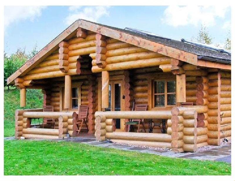 More information about Cedar Log Cabin- Brynallt Country Park - ideal for a family holiday