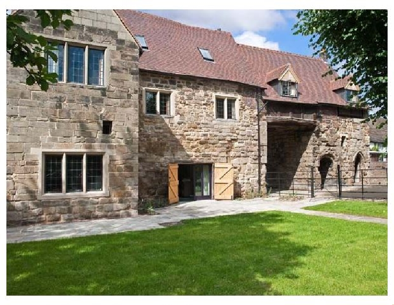 More information about Gatehouse Croft - ideal for a family holiday