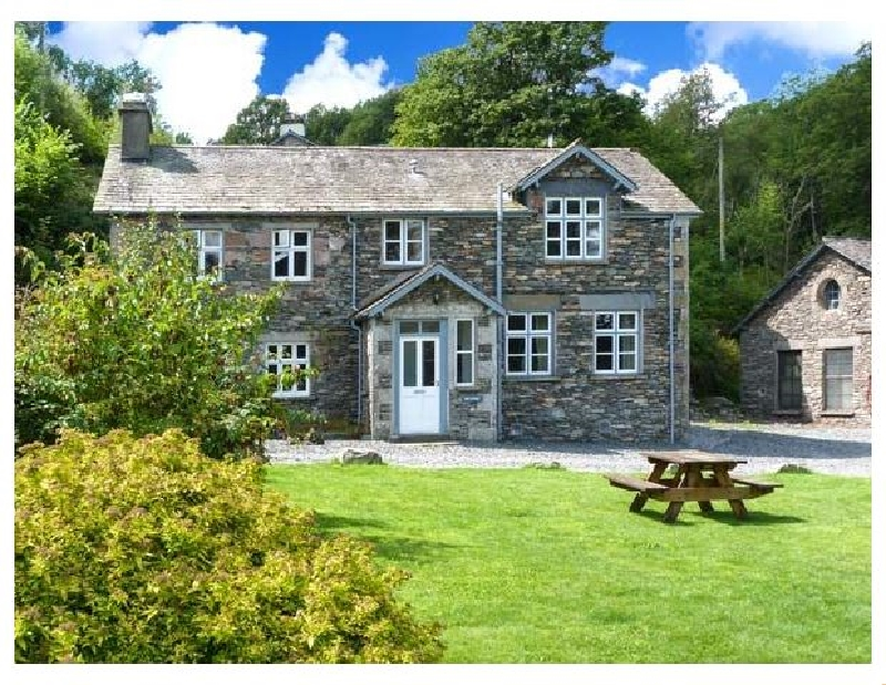 More information about Mill Cottage - ideal for a family holiday