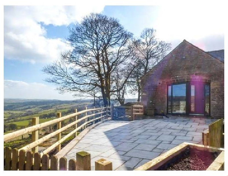 More information about The Barn at Hill House - ideal for a family holiday