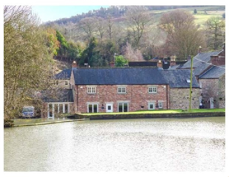 More information about Weir Cottage on the Mill Pond - ideal for a family holiday
