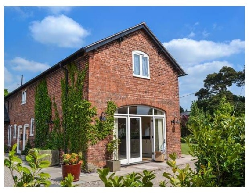 More information about Boughey's Barn - ideal for a family holiday