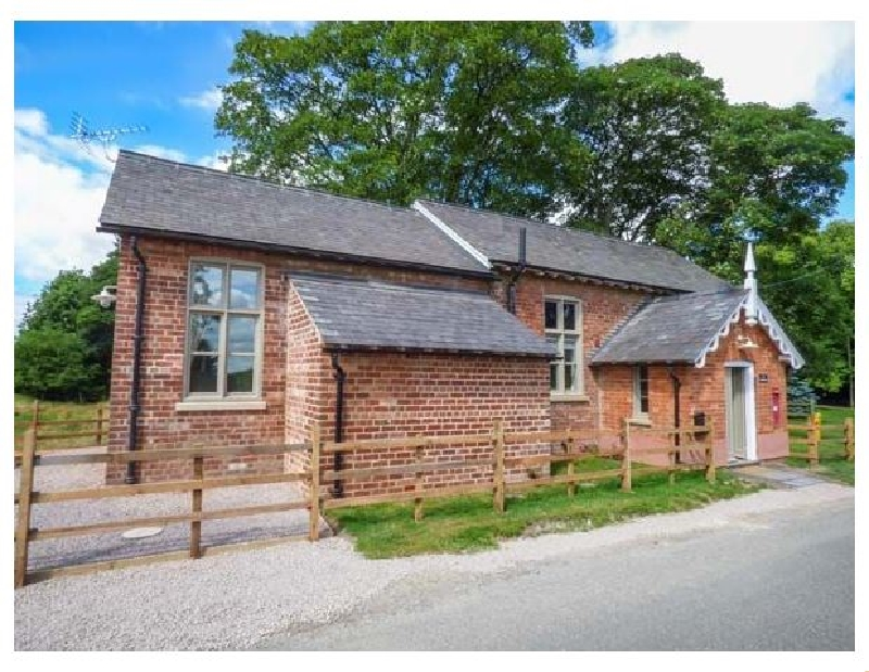 More information about The Old School - ideal for a family holiday