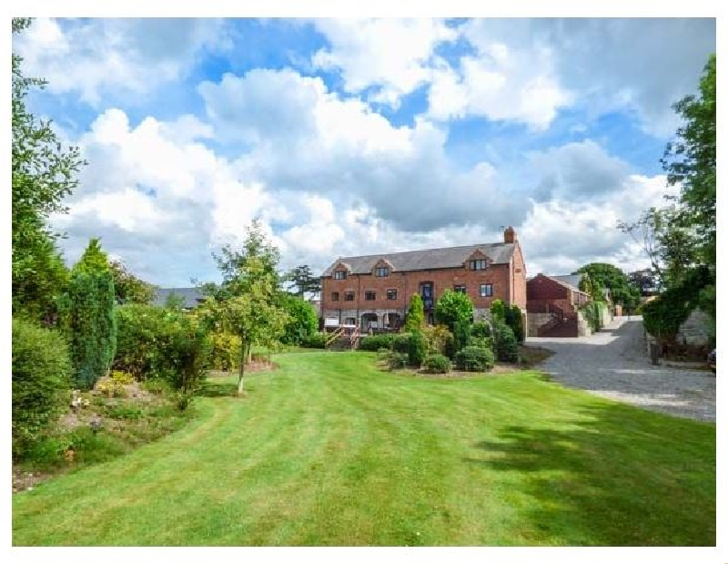 More information about Home Farm - ideal for a family holiday