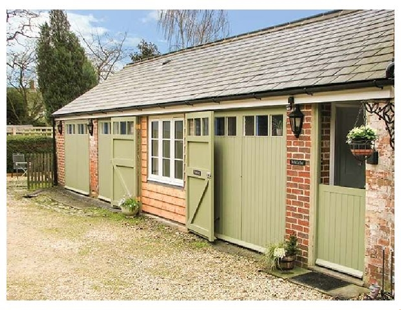 More information about Old Cart Shed - ideal for a family holiday