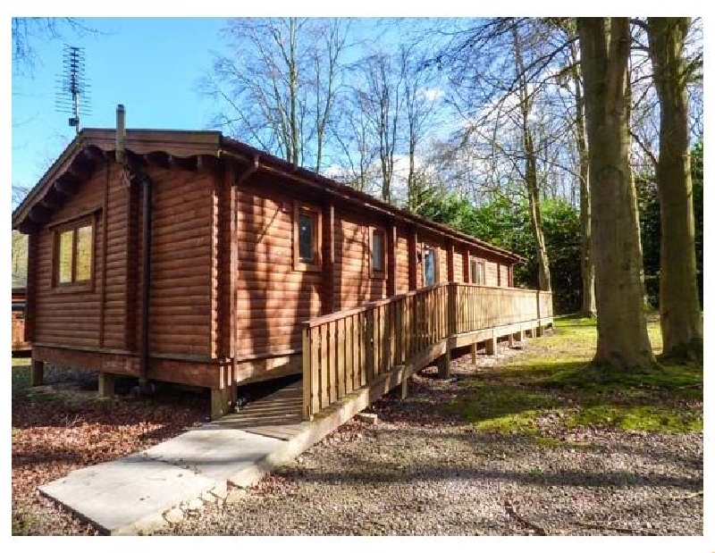 More information about Lodge 27 - ideal for a family holiday