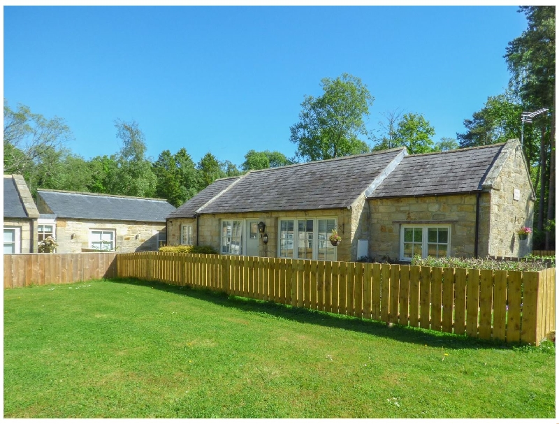 More information about Kizzie's Cottage - ideal for a family holiday