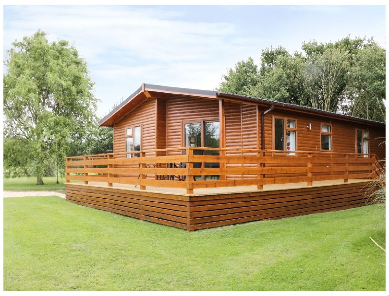 More information about Callow Lodge 3 - ideal for a family holiday