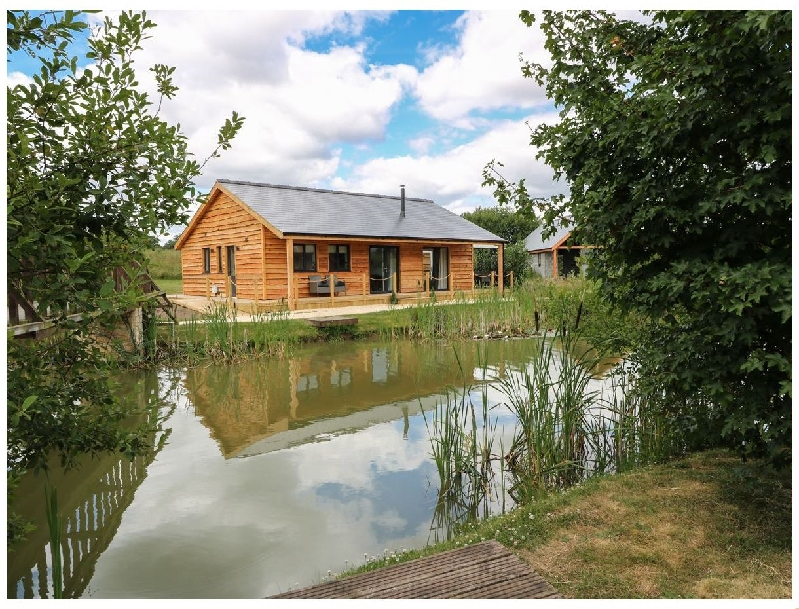 More information about Lily-pad Lodge - ideal for a family holiday