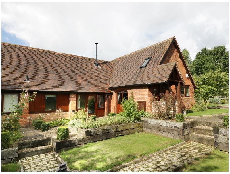 More information about Garden House - ideal for a family holiday