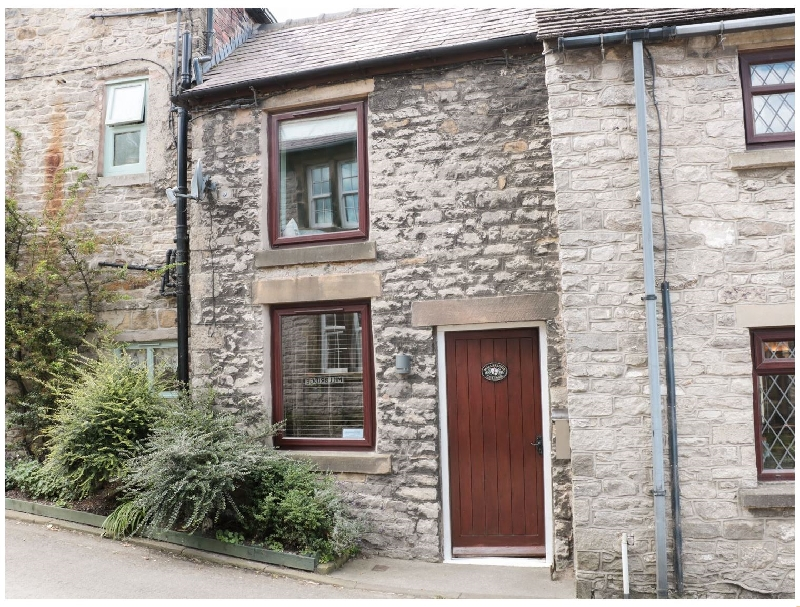 Mill Bridge Cottage a british holiday cottage for 3 in ,