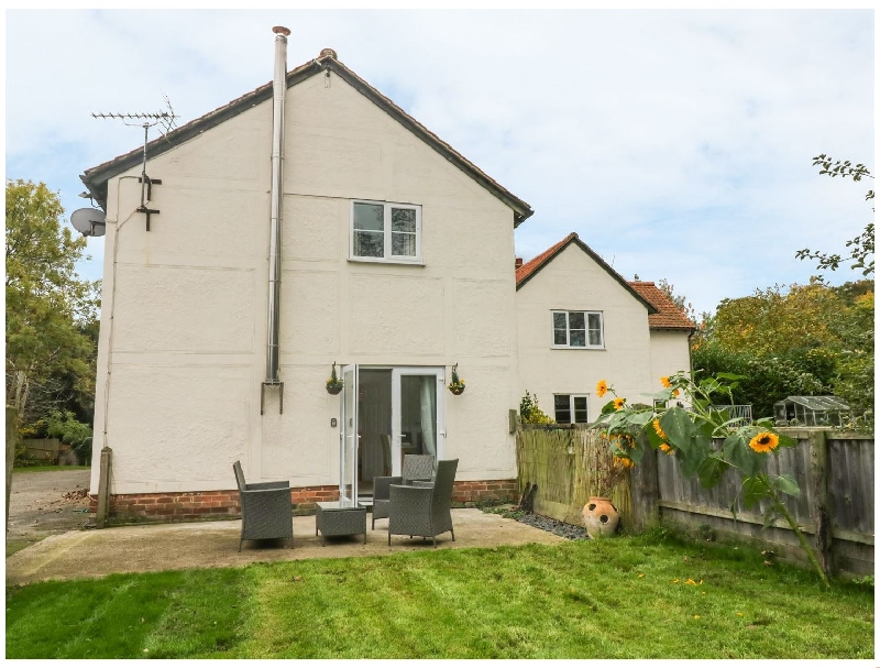 More information about Garden Cottage - Pound Farm - ideal for a family holiday