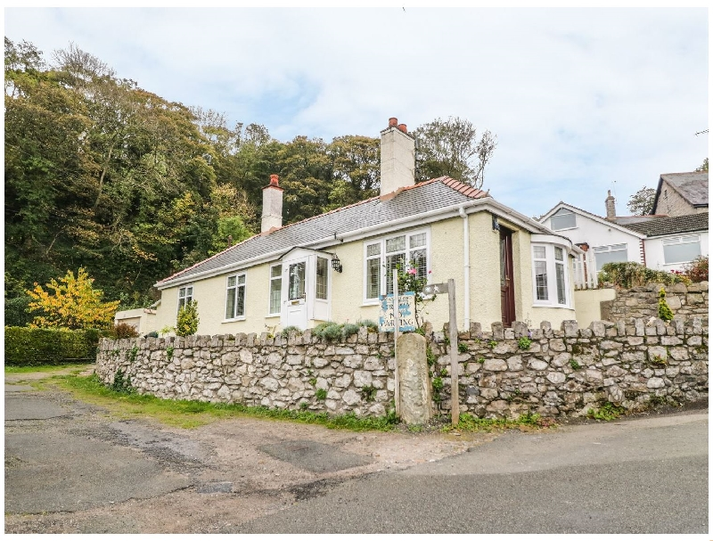 More information about Llidiart Cerrig - ideal for a family holiday