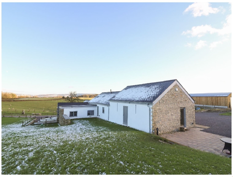 More information about Bonnie Barn - ideal for a family holiday