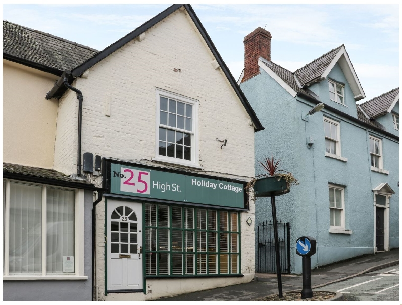 More information about 25 High Street - ideal for a family holiday