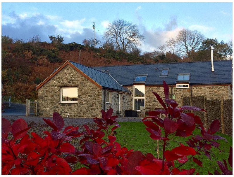 More information about Bryn Eithin - ideal for a family holiday