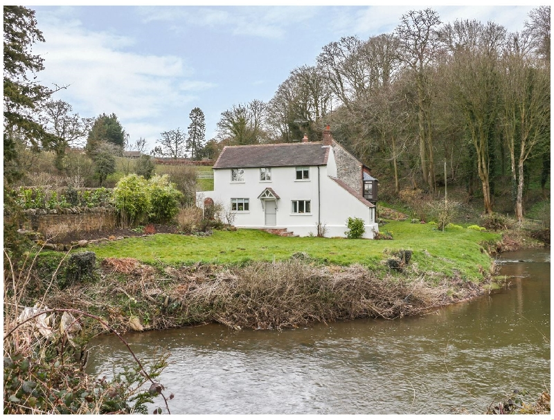 More information about Prescott Mill Cottage - ideal for a family holiday