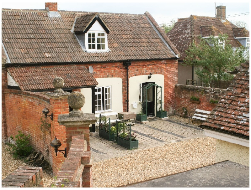 More information about The Carriage House - ideal for a family holiday