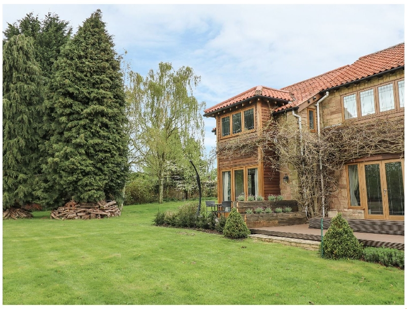 More information about Pond View - ideal for a family holiday
