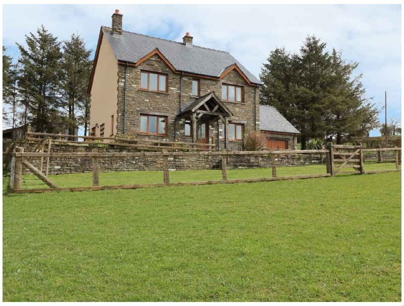 More information about Blaen Henllan - ideal for a family holiday