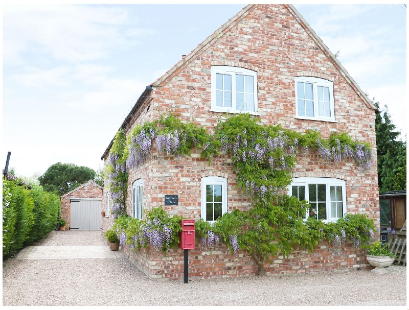 More information about Wisteria House - ideal for a family holiday