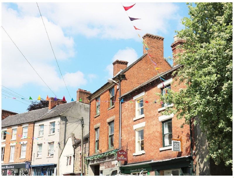 More information about 25 St. John Street - ideal for a family holiday