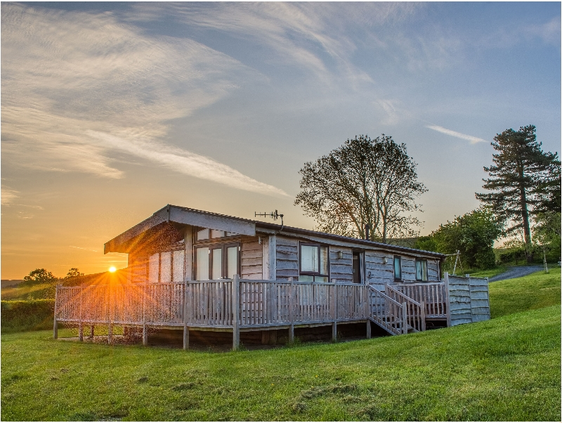 More information about Moonrise Lodge - Curlew Lodge - ideal for a family holiday