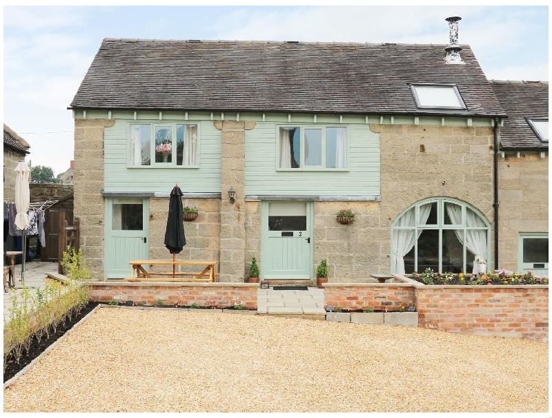 More information about Old Hall Cottages - ideal for a family holiday