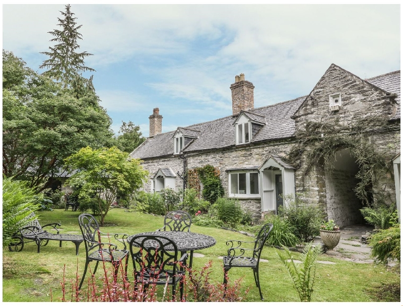 More information about College Cottage - ideal for a family holiday