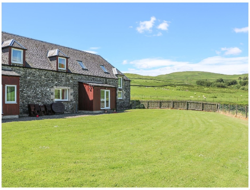 More information about Ettrick View - ideal for a family holiday