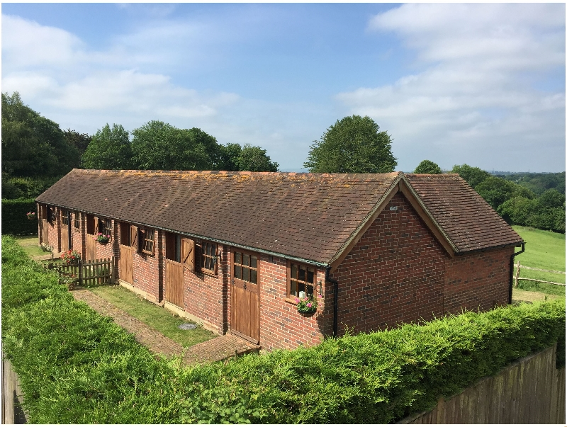 More information about The Racing Stables - ideal for a family holiday