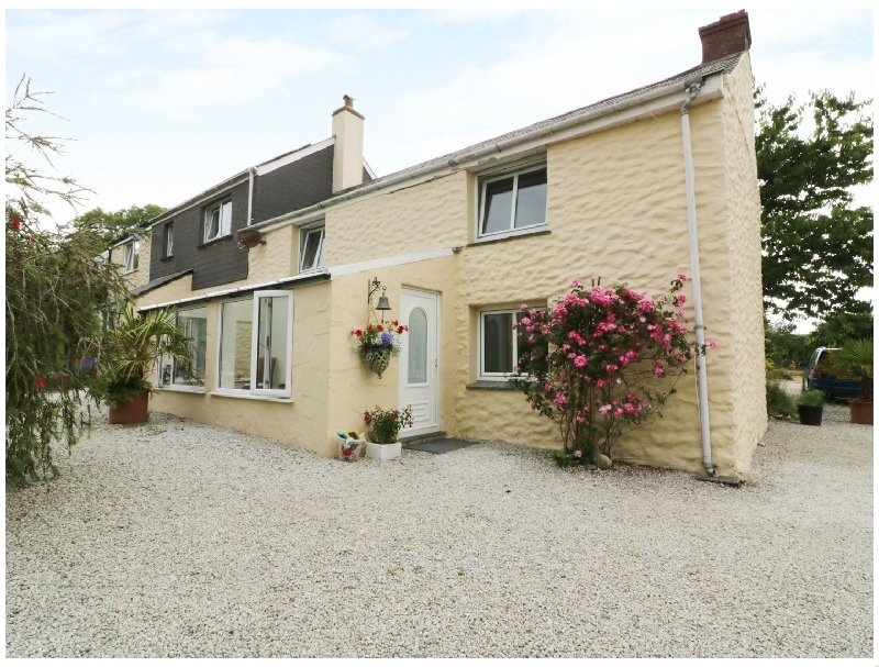 Venton Vaise Cottage a british holiday cottage for 6 in ,