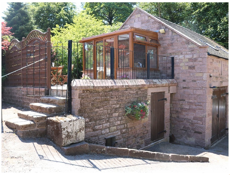 Willow Cottage a british holiday cottage for 3 in ,