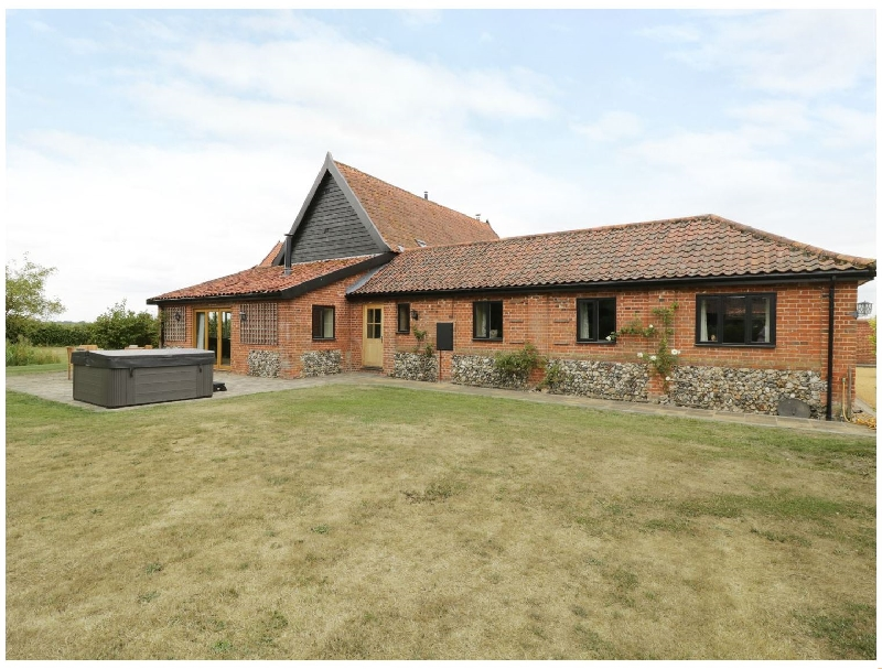 More information about Upper Barn Annexe - ideal for a family holiday