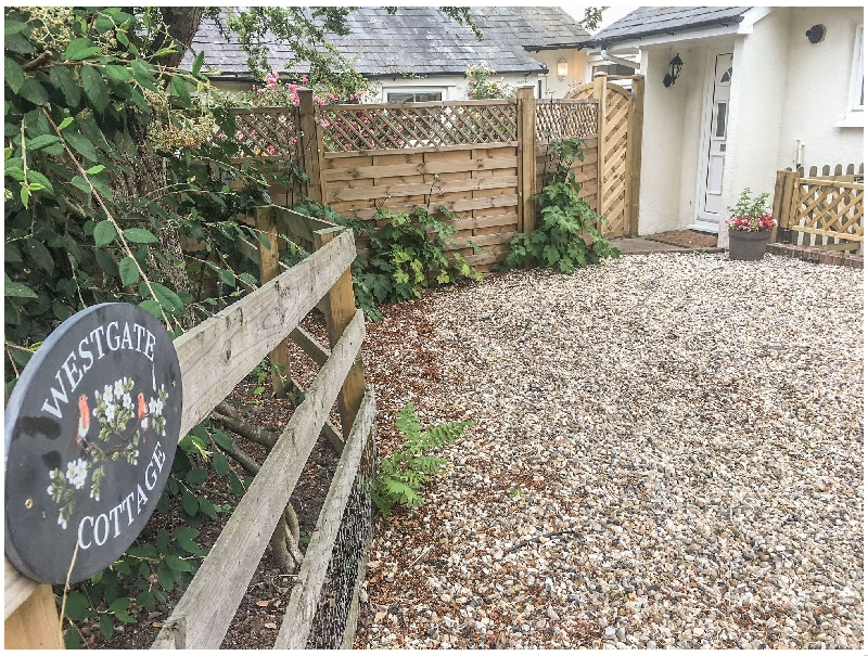 More information about Westgate Cottage - ideal for a family holiday