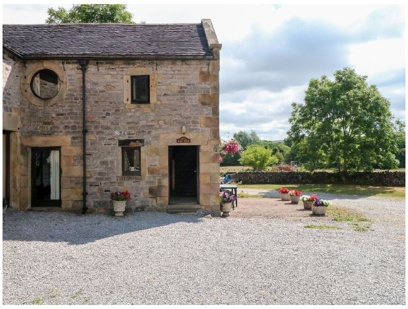 More information about East Cawlow Barn - ideal for a family holiday