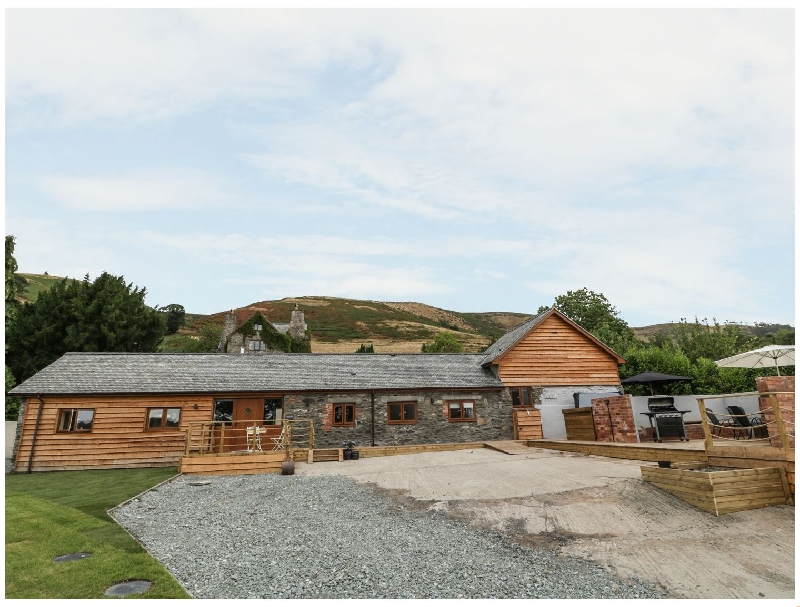 More information about Rhianwen- Plas Moelfre Hall Barns - ideal for a family holiday