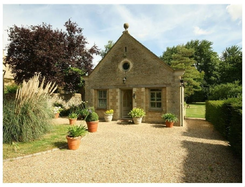 More information about Garden Cottage - ideal for a family holiday