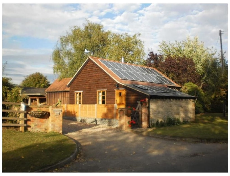 More information about Robbie's Barn - ideal for a family holiday